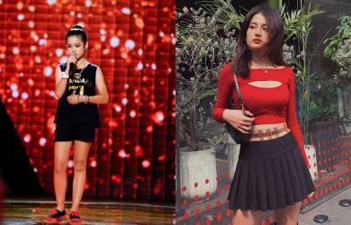 Thí sinh The Voice Kids 2014 dậy thì xinh đẹp, 'phá đảo' TikTok với giọng hát ngọt lịm